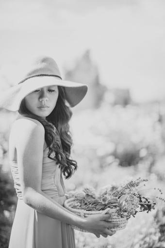 Southern Maine Senior Portrait Photographer