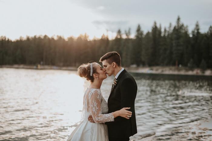 Montana Wedding Photographer   Cluney Photography