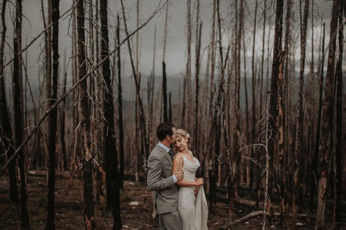 Montana Wedding Photographers   Cluney Photography