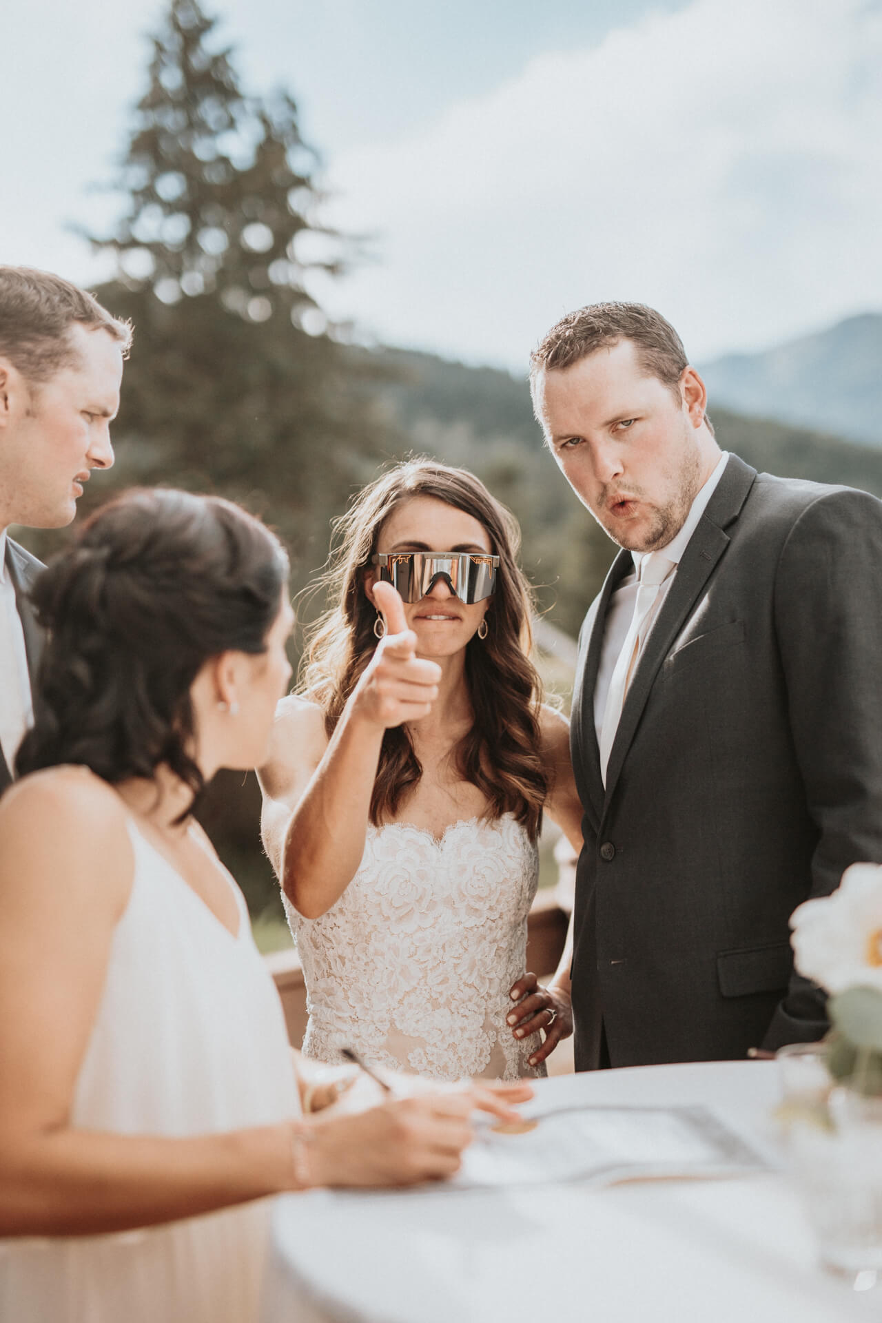 Montana Destination Wedding Photographers | Cluney Photography