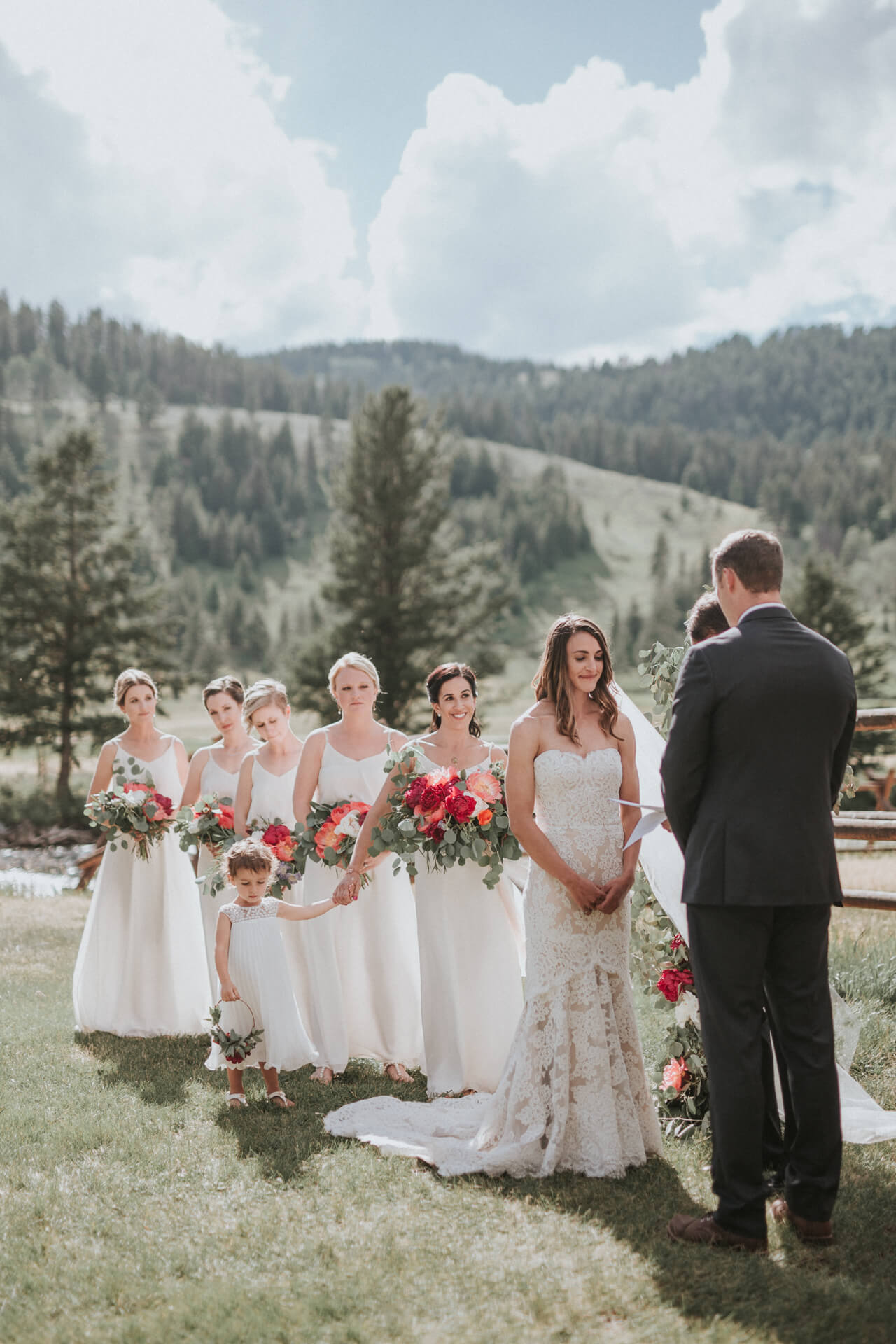 Big Sky Wedding Photos