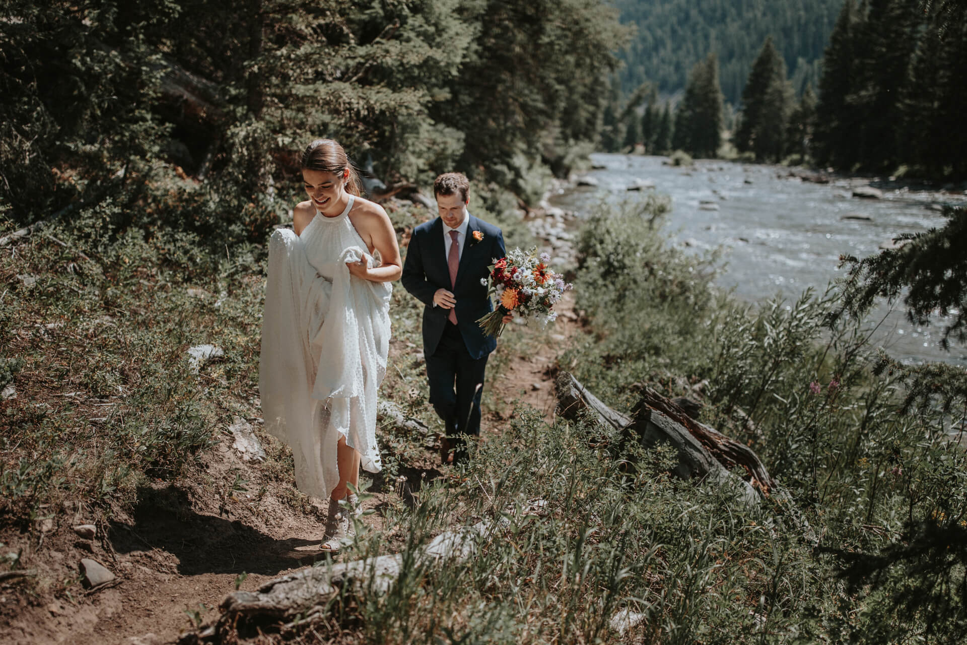 Montana Wedding Photographers | Cluney Photography