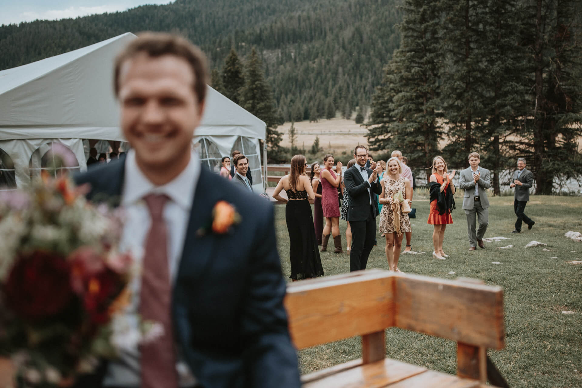 Big Sky Destination Wedding