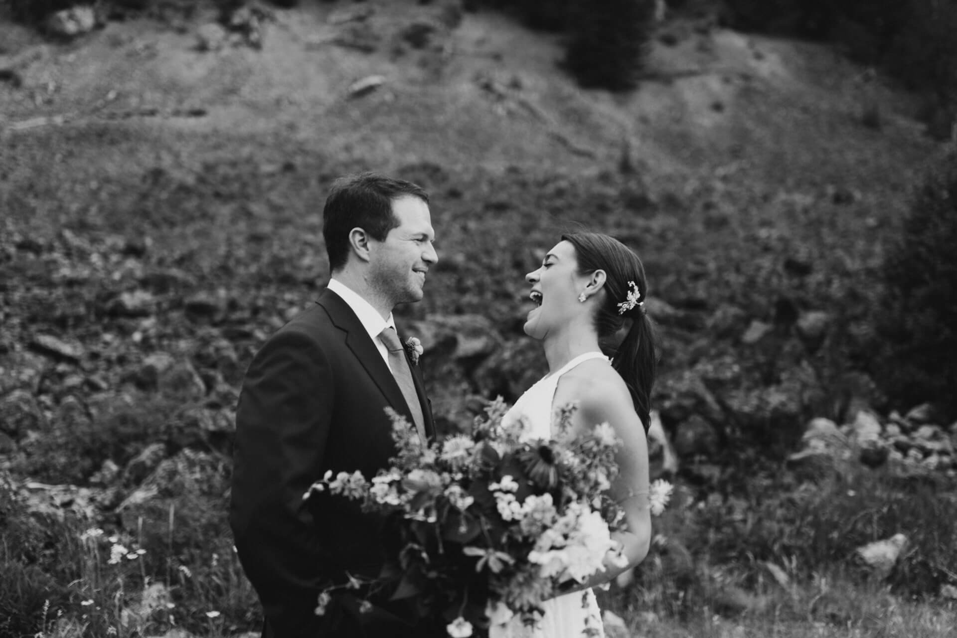 Big Sky Wedding Photographer | Cluney Photography