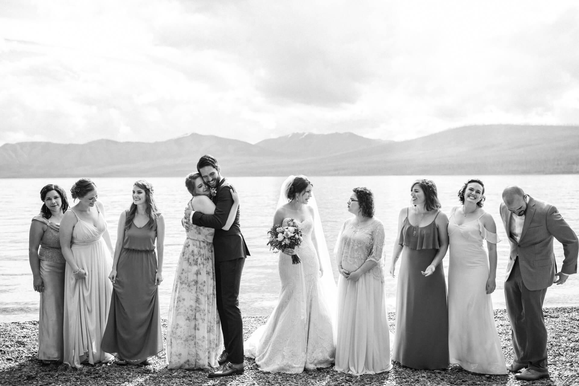 Montana Destination Wedding Photographer   Cluney Photography