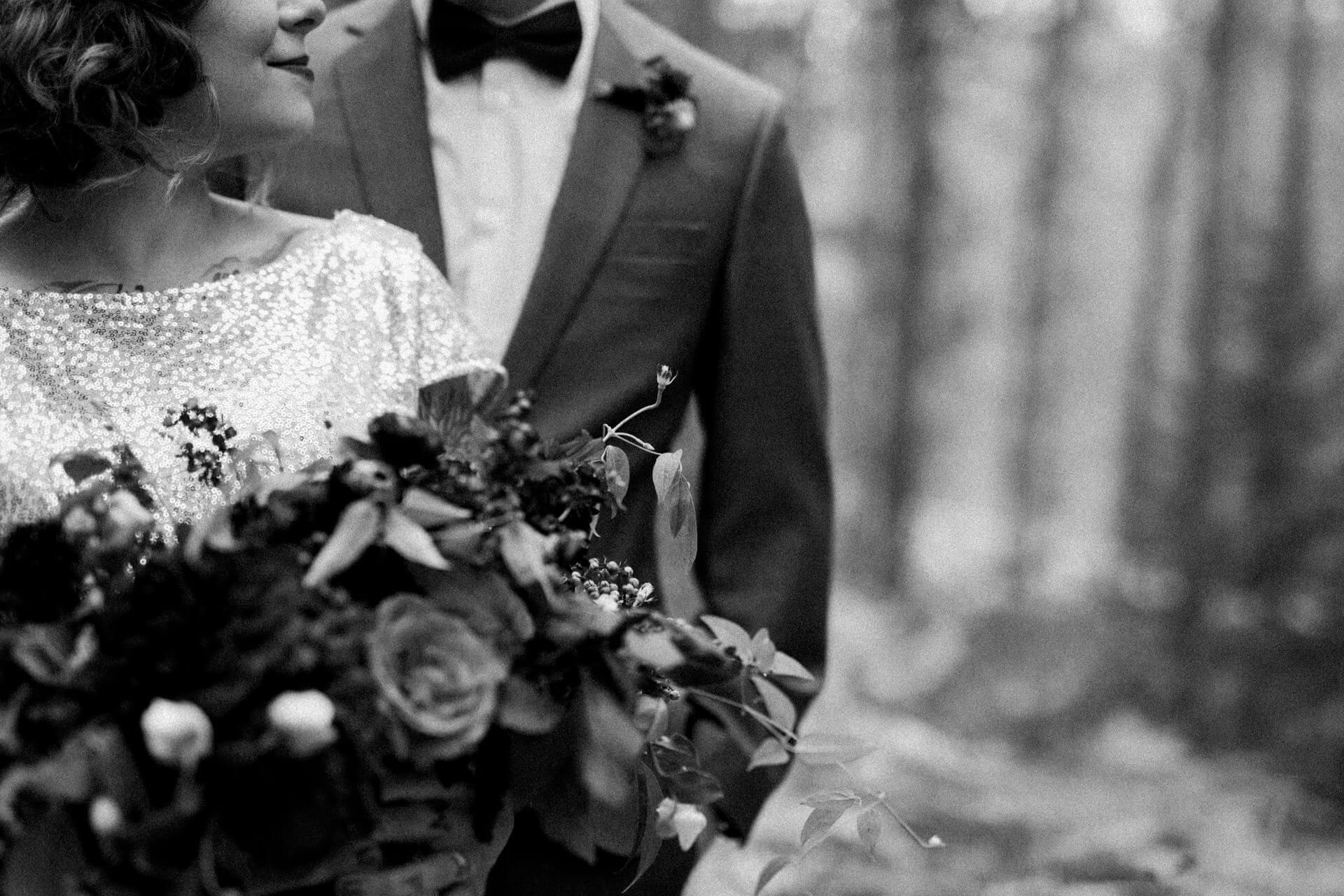 Glacier Park Wedding