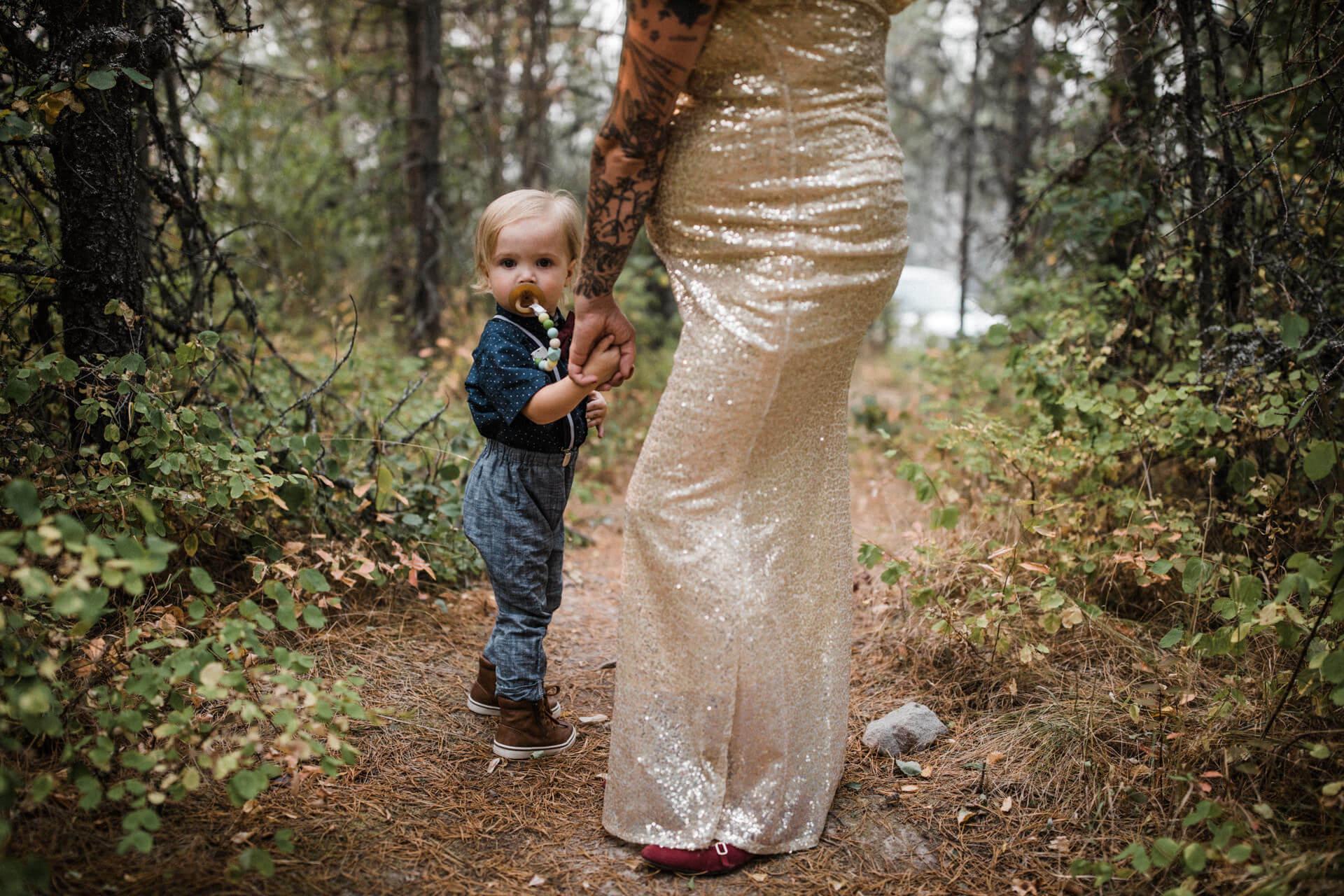 Iowa Elopement Photographers | Cluney Photography