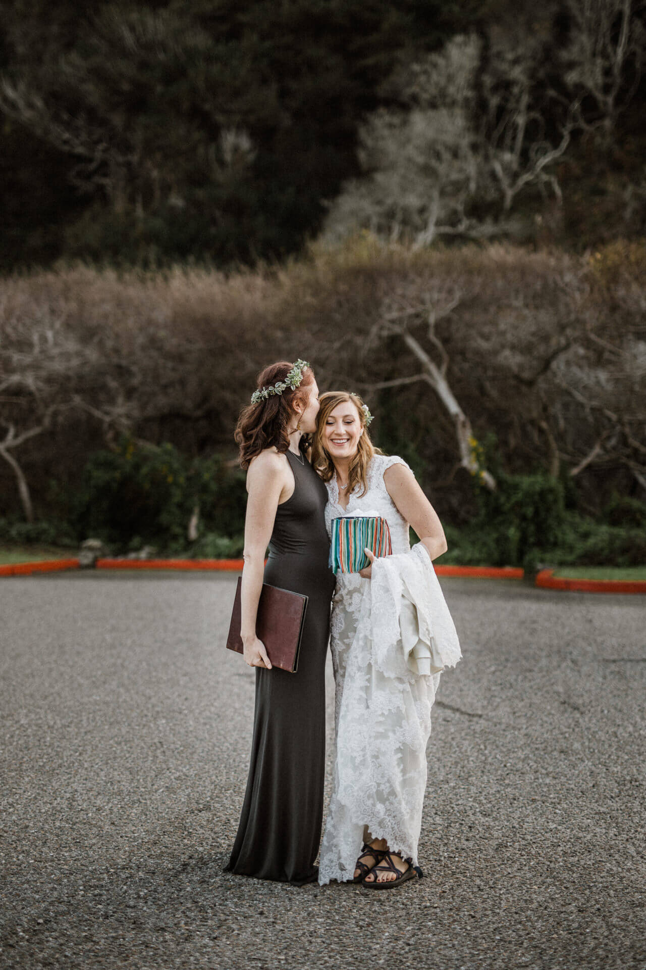 Big Sur Elopement Photography