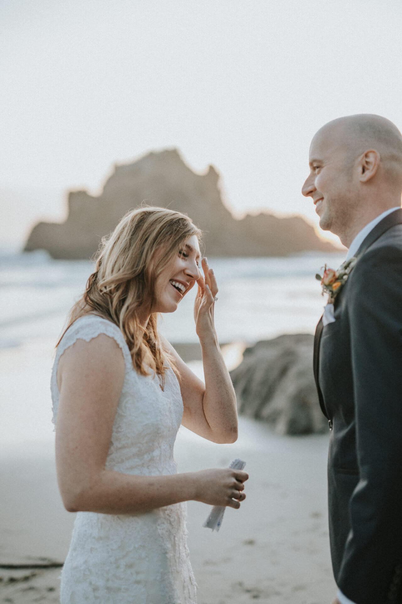 Big Sur Wedding Photographers | Cluney Photography
