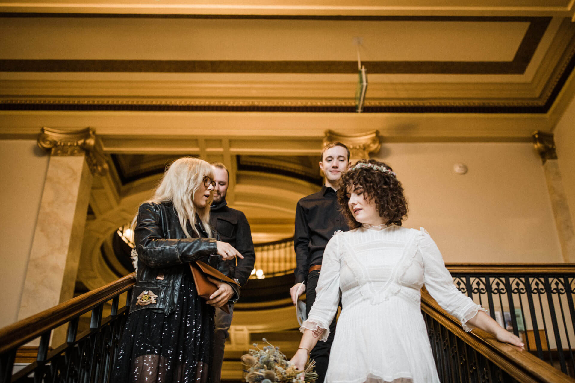 Courthouse Elopement Photography