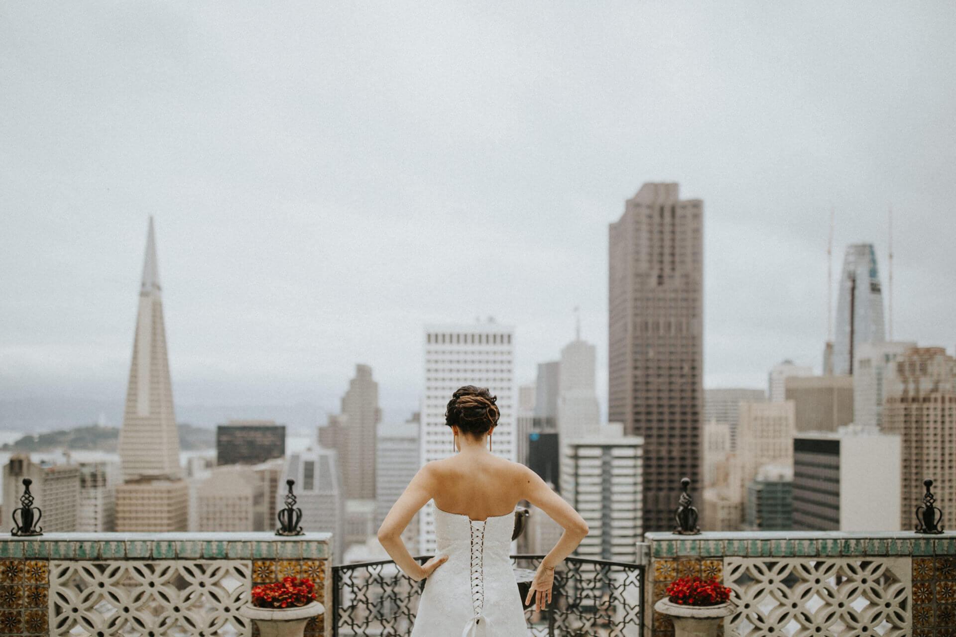 San Francisco Wedding Photographers | Cluney Photography