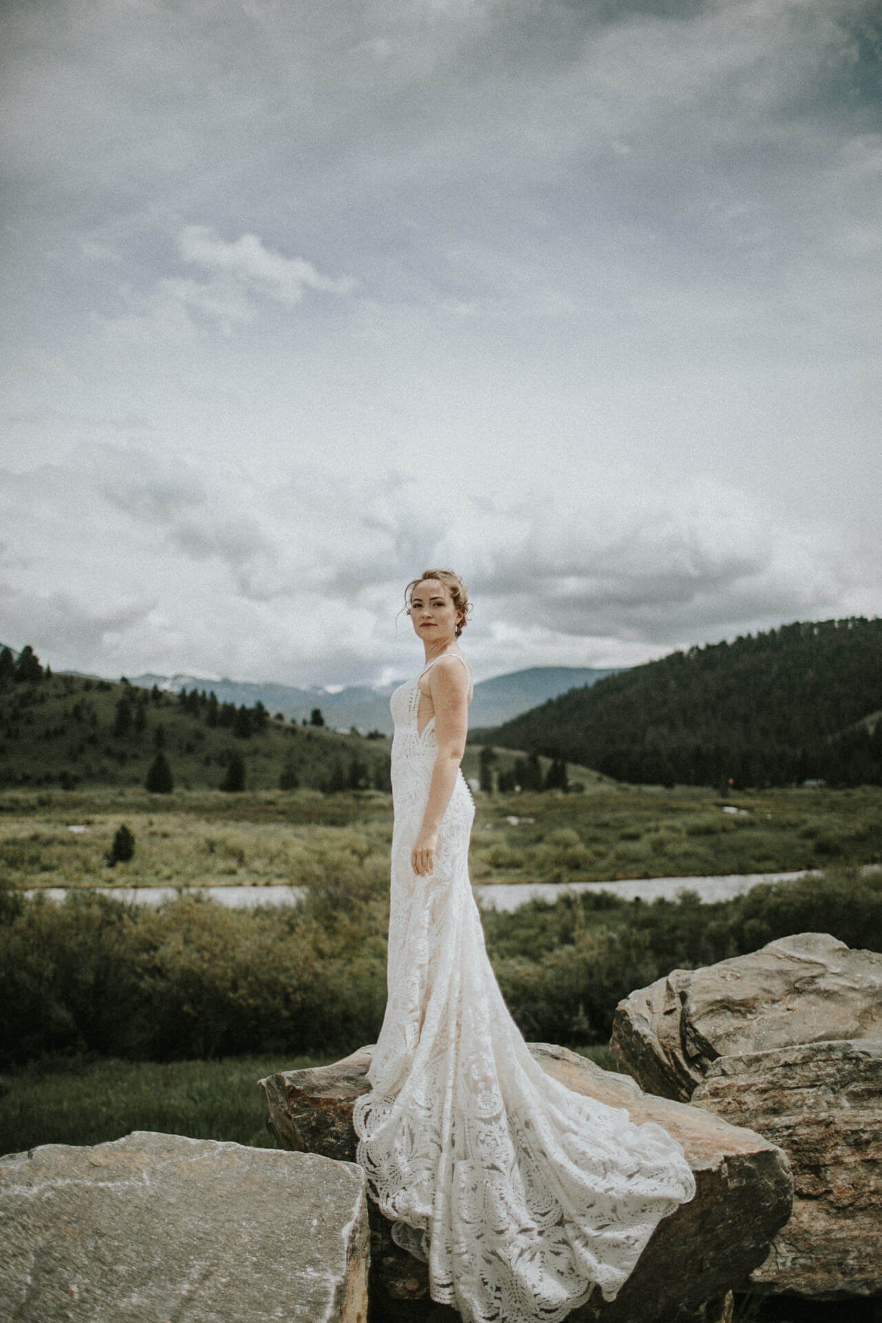Bozeman Wedding Photographers | Cluney Photography