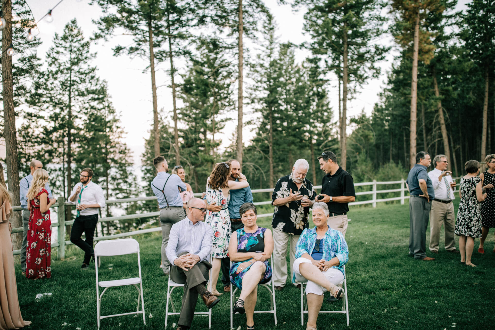 Minnesota Resort Wedding Photos